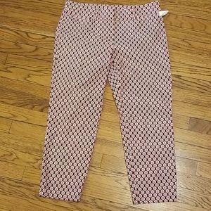 Ann Taylor Loft Crop Pants Women